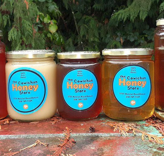 100% Real Canadian Honey